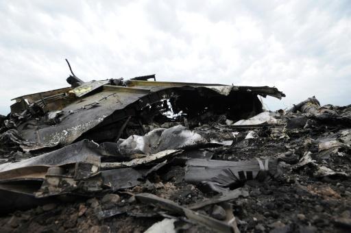 Vol MH17: la famille d'une victime américaine attaque des banques et sociétés financières