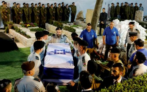 La Russie et la Syrie ont retrouvé le corps du soldat israélien disparu depuis 1982