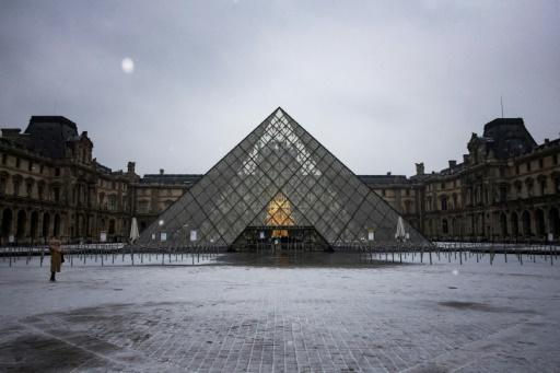 Le Louvre s'associe avec Airbnb pour offrir à un couple une nuit au musée