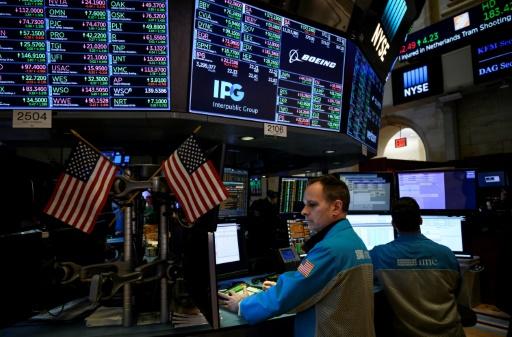 Wall Street, sans certitude sur les négociations Chine-USA, termine en ordre dispersé
