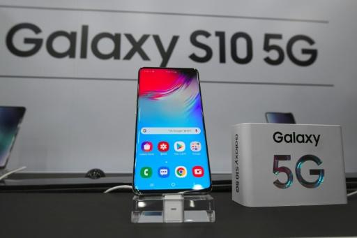 Corée du Sud: Samsung lance le premier smartphone 5G au monde