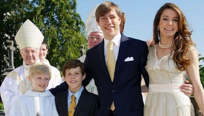 Divorce à la Cour du Luxembourg: après une grosse bataille juridique, le prince Louis et son ex épouse Tessy ont trouvé un accord financier