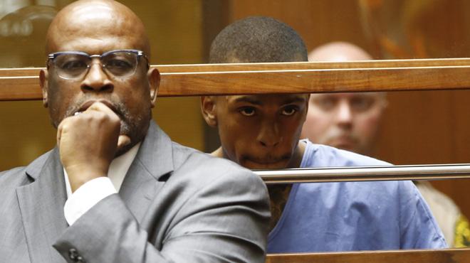Meurtre du rappeur Nipsey Hussle: le suspect plaide non coupable