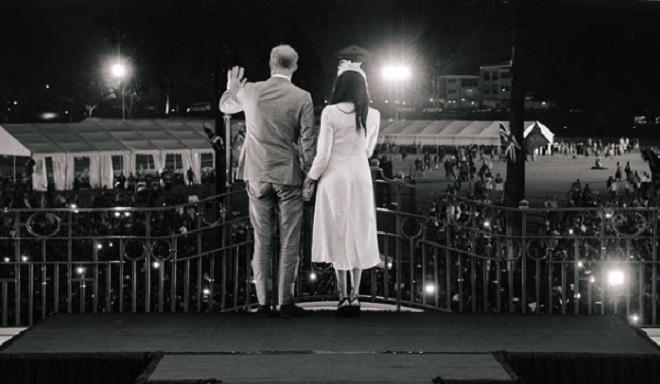 Le prince Harry et Meghan partagent des photos de leur voyage secret au Botswana effectué alors qu'ils n'étaient pas encore fiancés