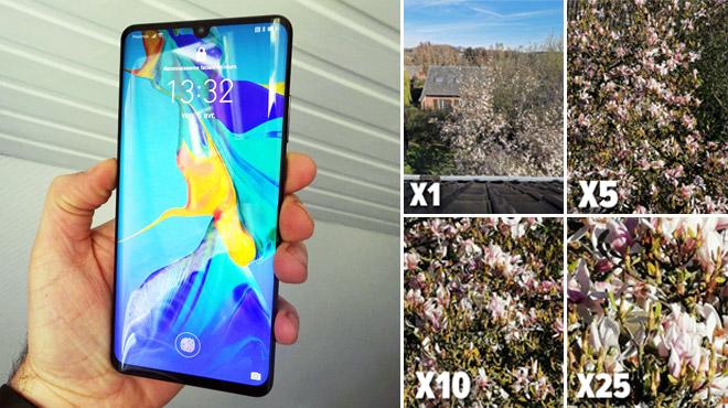 Les tests de Mathieu: le Huawei P30 Pro réécrit-il vraiment les règles de la photographie, comme il le prétend ?