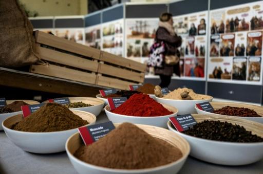 Cannelle, girofle et muscade: Pierre Poivre, une vie d'aventures et d'épices