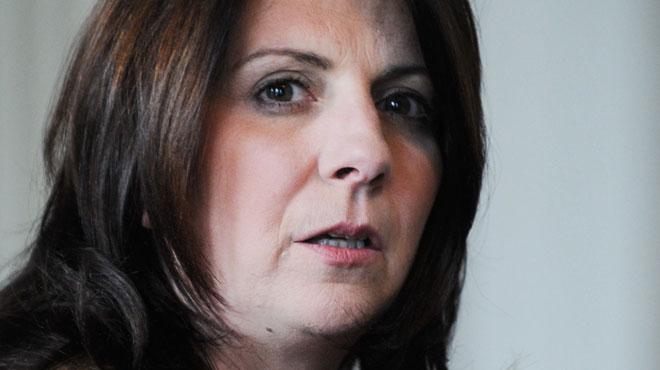 Verviers: sous certificat médical depuis mars, Muriel Targnion sera absente jusqu'en septembre
