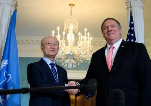 L'AIEA demande à Ryad une
