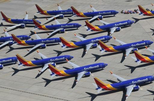 Accidents: Boeing va produire dix avions 737 MAX de moins par mois