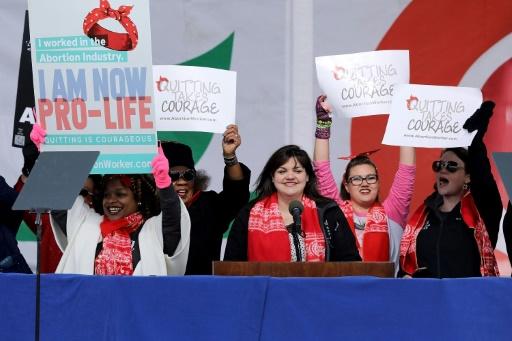 Aux Etats-Unis, succès surprise d'un film anti-avortement sur fond d'offensive politique