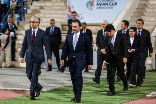 Al-Khalifa réélu à la présidence de l'AFC, en son absence due à un deuil familial