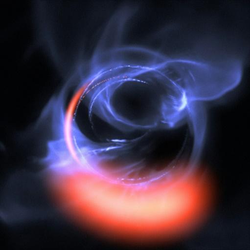 Enfin une image d'un trou noir? Réponse mercredi
