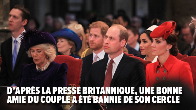 Le prince William a-t-il trompé Kate? La folle rumeur qui agite Kensington Palace