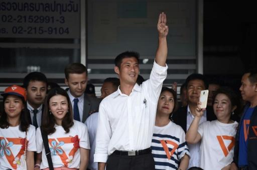 Thaïlande: un opposant à la junte inculpé pour sédition