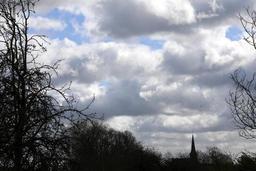 Possibles orages dimanche en fin de journée