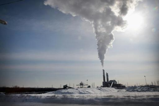 Environnement: le CO2 au plus haut depuis 3 millions d'années