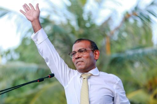 Législatives aux Maldives: retour politique attendu de l'ex-président Nasheed