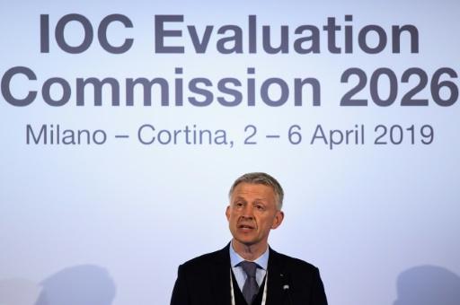 JO-2026: le CIO parle d'une candidature