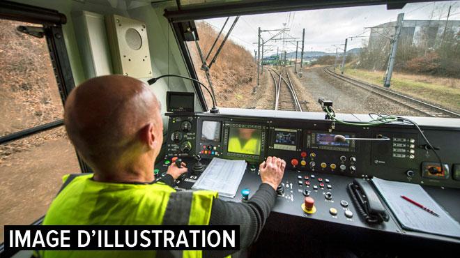 Un conducteur de train croit apercevoir un corps près des voies à Watermael-Boitsfort, arrête son convoi... mais ne trouve personne