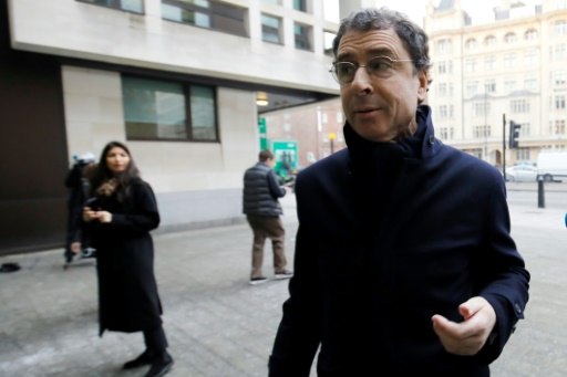 Alexandre Djouhri attaque les mandats d'arrêt devant la cour d'appel