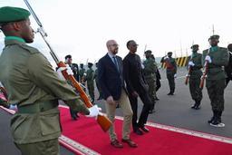 Génocide au Rwanda - Charles Michel en visite officielle à Kigali
