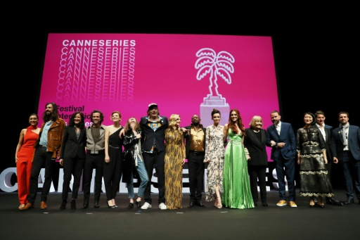A Canneseries, la Croisette en mode relax
