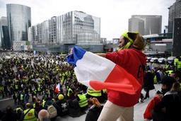 Gilets jaunes - 22.300 manifestants samedi en France, la plus faible participation