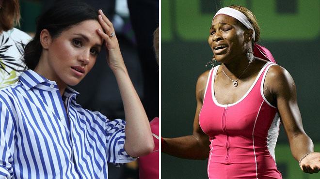 OMG: Serena Williams aurait dévoilé le SEXE du royal baby