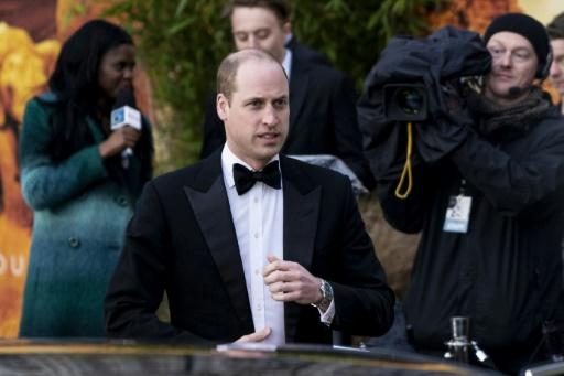 Le Prince William en immersion dans les services de renseignement britanniques