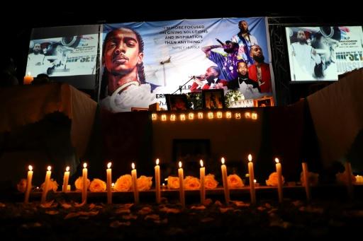 Des Ethiopiens rendent hommage au rappeur assassiné Nipsey Hussle