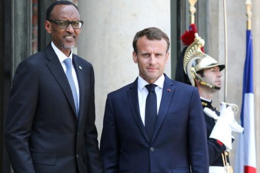 Génocide au Rwanda: Macron veut faire du 7 avril une