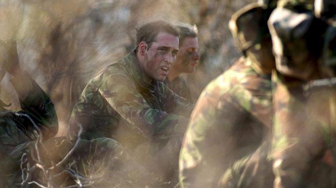 3 semaines d'immersion intense: le Prince William catapulté dans les services de renseignement britanniques