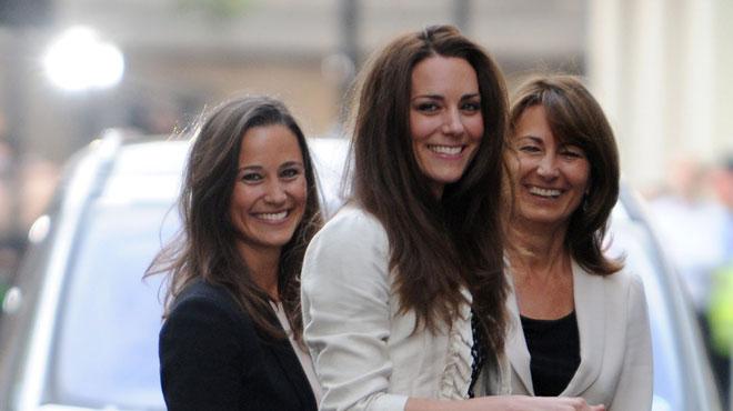 Le caractère DIFFICILE de la mère de Kate dépeint par d'anciens employés de la firme des Middleton: