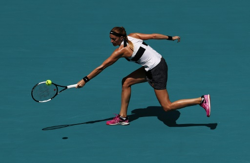 Fed Cup: Caroline Garcia de nouveau convoquée pour la demi-finale face à la Roumanie