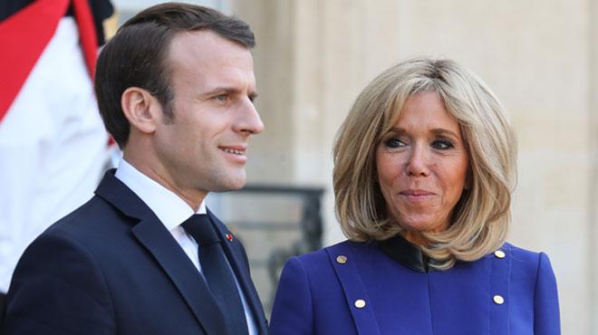 Brigitte Macron: ce surnom peu flatteur donné par des proches du Président
