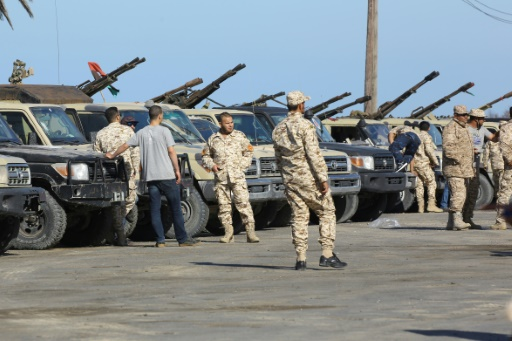 Libye: 35 morts depuis le début de l'offensive de Haftar, selon Tripoli