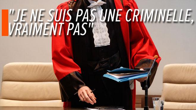 Candide H., djihadiste belge de retour de Syrie et passée par la prostitution, jugée à Bruges