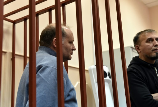 Russie: un banquier français dénonce ses conditions de détention