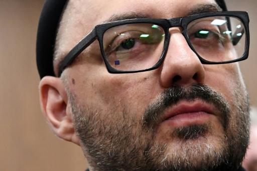 Russie: la justice lève l'assignation à résidence du metteur en scène Serebrennikov