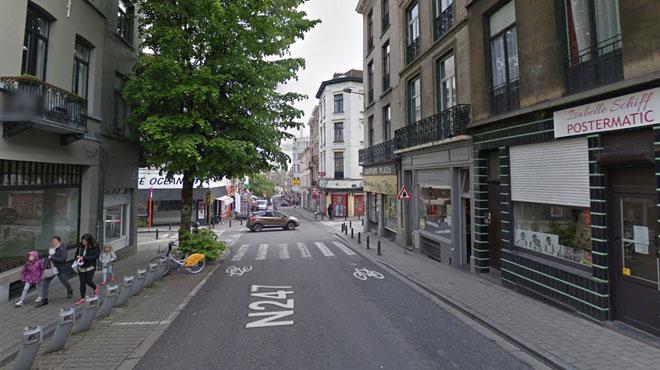 Tentative de meurtre à Ixelles: un conducteur renverse un piéton après une dispute