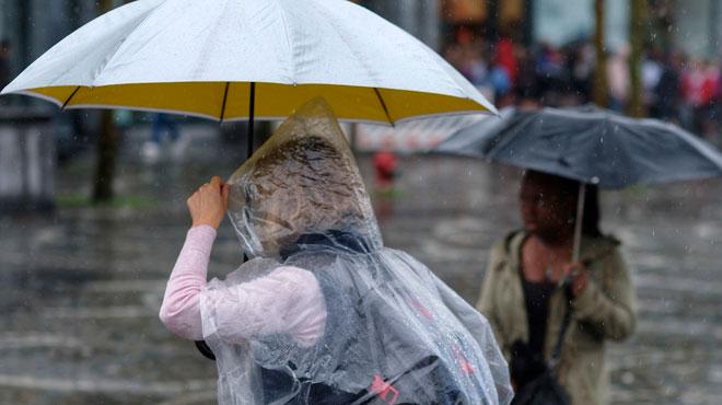 Prévisions météo: attention, les orages n'ont pas encore dit leur dernier mot