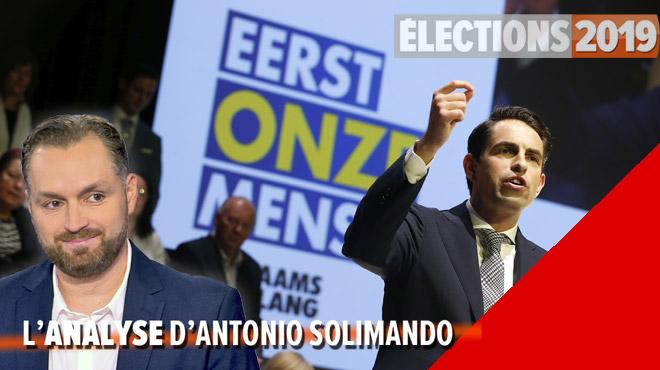 Analyse: pourquoi donc le Vlaams Belang présente-t-il des candidats en Wallonie ?