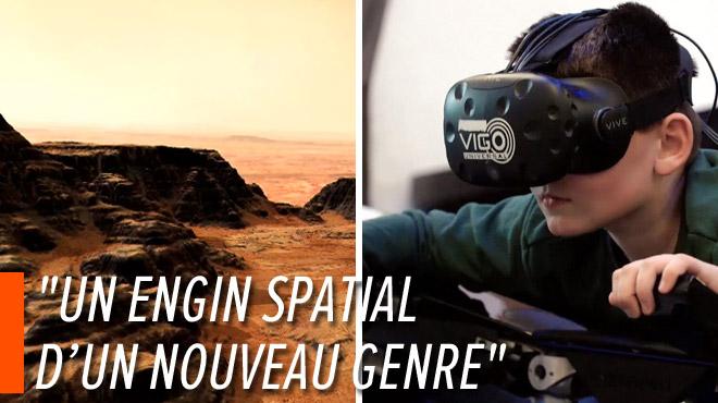 Êtes-vous prêt pour un voyage mouvementé vers la planète Mars?