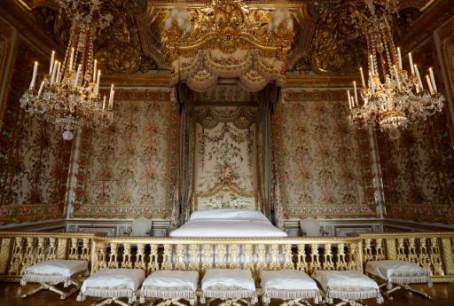 A Versailles, les appartements de la reine retrouvent leurs subtilités d'origine