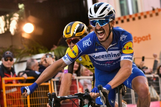 Tour du Pays basque: Alaphilippe intraitable, Schachmann reste leader