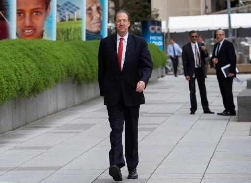 Le nouveau patron de la Banque mondiale veut remplir sa mission