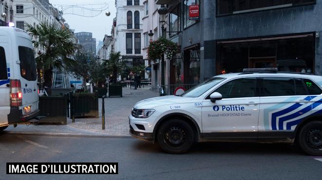 Crachats et infractions routières: la police de Bruxelles-Ixelles dresse 129 PV en 3 jours pour 14 cortèges de mariage