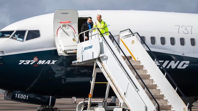 Avec les déboires du 737 MAX, Boeing voit ses livraisons dégringoler