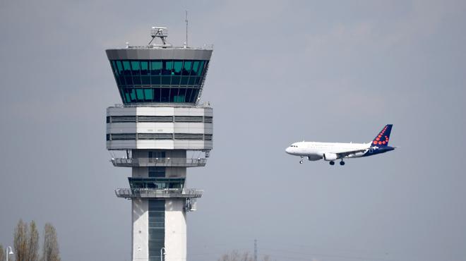 Tensions chez Skeyes: une partie de l'espace aérien belge à nouveau fermée la nuit prochaine