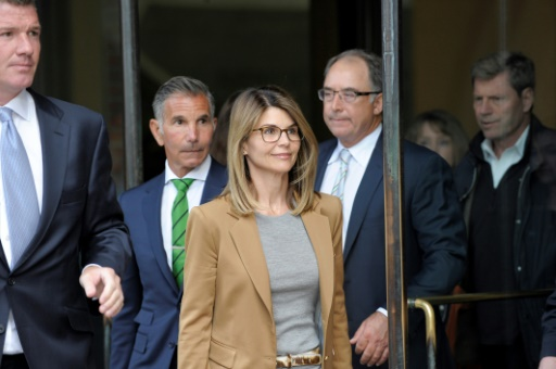 Corruption/Université: charges alourdies aux Etats-Unis contre l'actrice Lori Loughlin